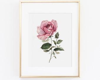 flowers paintings Rose flowers painting flower painting rose painting roses painting flower bouquet painting impressionism flowers art