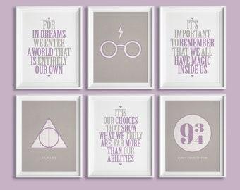Harry Potter Nursery Etsy