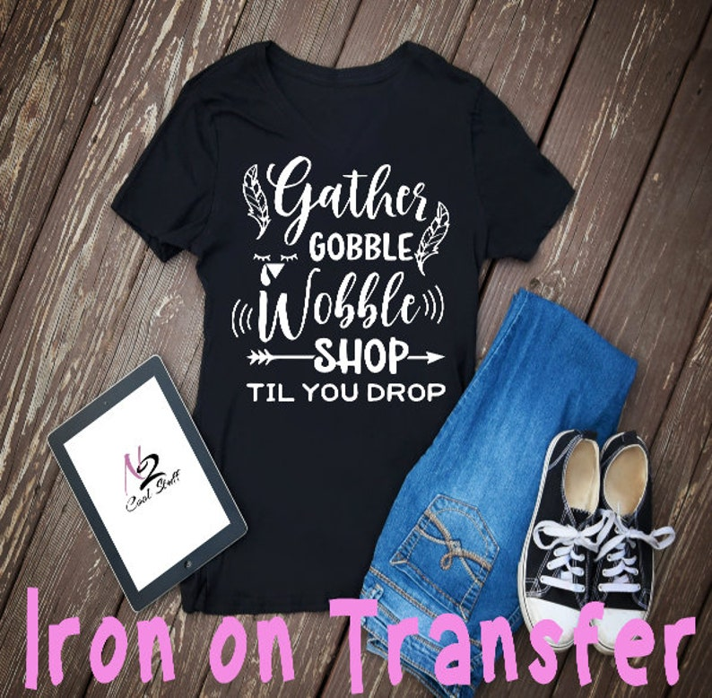 1cc3fb618d20 Black Friday Iron on Transfer Iron on Decal T-Shirt Iron ons