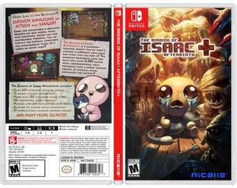 kup the binding of isaac rebirth complete bundle