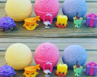 Kids Shopkins Surprise Bath Bombs season 9 now available