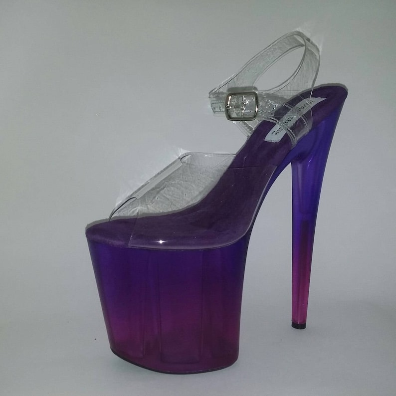 a10dc57cdae Pole Dancing Heels Exotic Dancer Shoes Stripper Shoes High