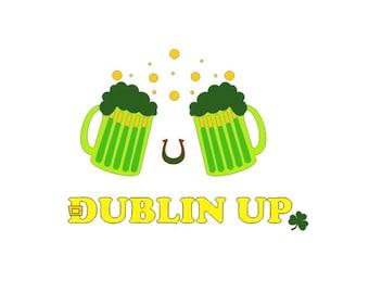 Dublin Up Svg