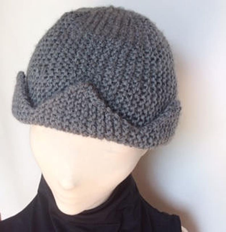 Jughead Beanie Knitting Pattern Jughead Hat Knitting  4581fe15764