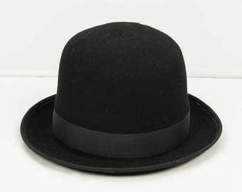 c6931e22 Charlie chaplin hat | Etsy