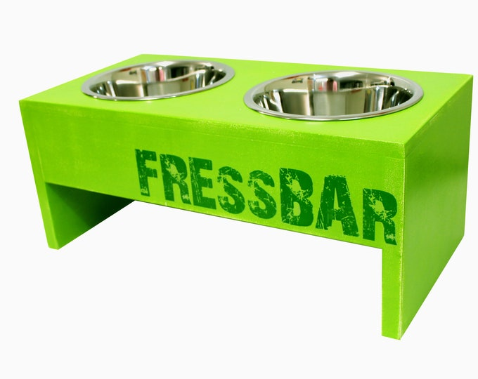 Featured listing image: WOW FressBar for smaller and very large four-legged friends