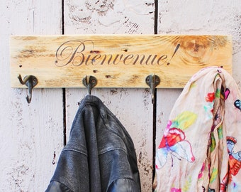 Bienvenue! Beautiful wardrobe French chic vintage wardrobe Paris