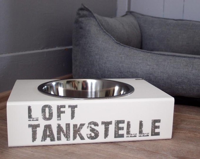 """Featured listing image: Dogs Cats DrinkingStation for Indoor and Outdoor """"TankPlace"""""""