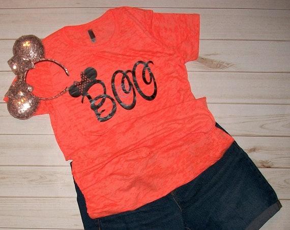 Halloween Shirt, Disney shirt, Disney Halloween, MNSSHP, Boo Shirt, Mickey's halloween Party, trick or Treat shirt, Halloween, matching tees