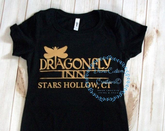 Gilmore Girls, Gilmore Girls Shirt,  Dragonfly Inn, Rory Shirt, Lorelai Shirt, Stars Hallow, Team Dean, Team Jessie, Team Logan, Rory