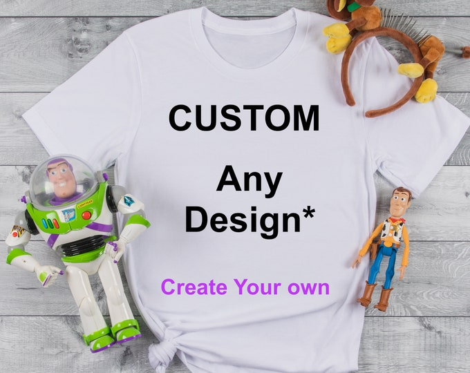 Youth shirt, Christmas, Halloween, Easter, Disney, Jesus, Custom, Create your own, Character, Holiday, Child, Kids Shirt, Crew Tee, Birthday