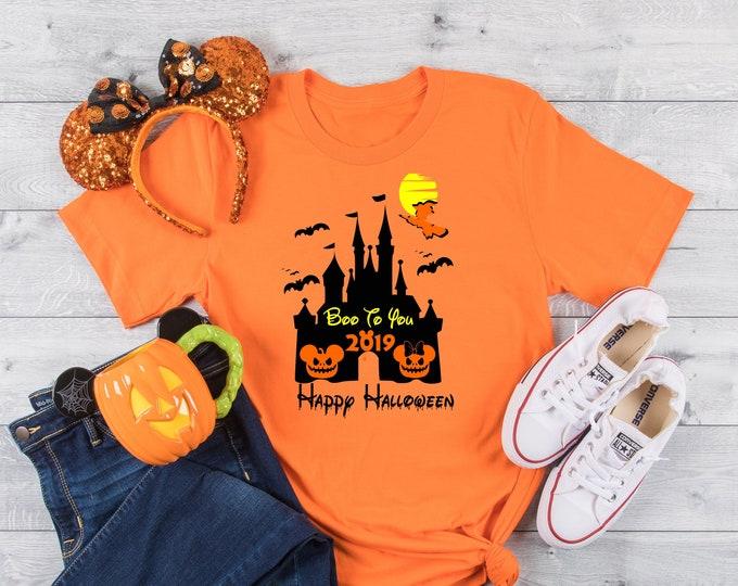 Disney Halloween Shirt, Halloween Family shirts, Disney shirts, Disney Family Shirts, MNSSHP, Boo to you, Halloween Party, Hocus Pocus