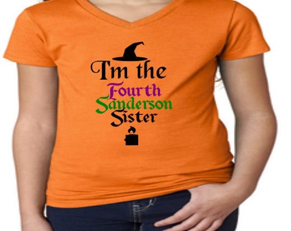 Disney Shirt, Sanderson Sisters, Hocus Pocus, Halloween, Disney Halloween, Sanderson, 4th Sanderson, Binx, Winifred, Black Flame Candle