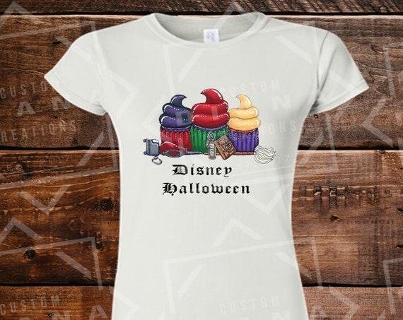 Disney, Sanderson Sisters, Disney Shirt, Hocus Pocus, Disney Halloween, Halloween, Hocus Pocus Shirt, Sanderson Shirt, Hocus Pocus Cupcakes