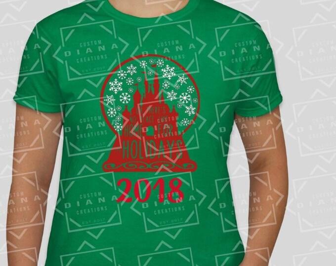 Disney Shirt, Disney Christmas, Minnie, Mickey, Very Merry Christmas, Christmas Party, Xmas, Gift, Present, Matching Shirts, Christmas, Ugly