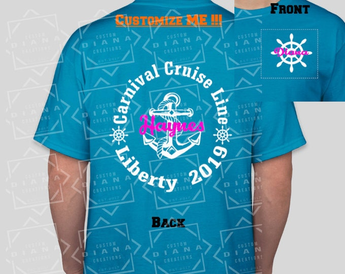 Cruise, First Cruise, Girls Cruise, Family Cruise, Wedding, Engagement, Disney, Carnival, Royal Caribbean, Matching Shirt, Vacation Shirt