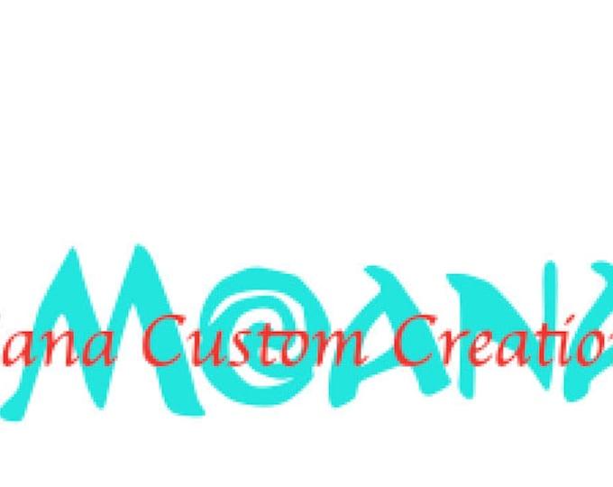 Moana, Name, heart of tafiti, SVG, png, dfx, Cricut, Silhouette, digital file, printable,