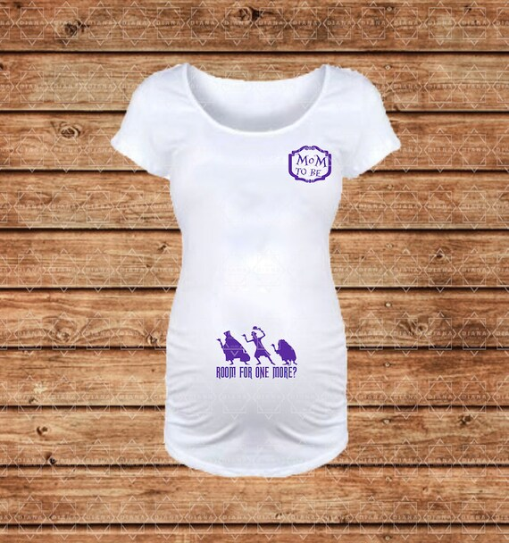 Maternity, Pregnant, Baby, New Mom, Disney Maternity, Baby shower, Pregger, Haunted Mansion, 999 Ghosts, HitchHiking Ghosts, Room for 1 more