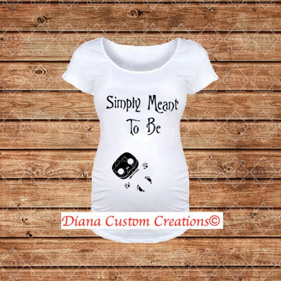 Maternity, Pregnant, Baby, New Mom, Disney Maternity, Baby shower, Birth Announcement, Nightmare before Christmas, Jack Skellington
