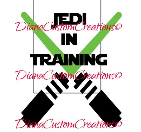 Star Wars, Jedi, Jedi in Training, Jedi Training, Disney World, Hollywood Studios, Training Day, Jedi Shirt, Star Wars Shirt, Storm Trooper