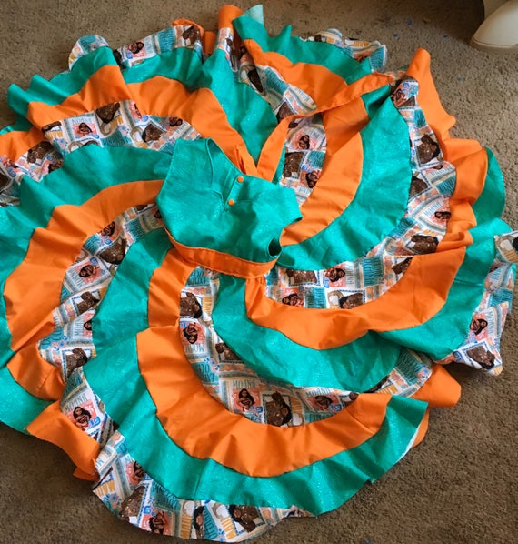 Disney dress, Princess Dress, Birthday Dress, Moana Dress, Disney Princess, Disney Princess Dress, Girls Dress, Toddlers Dress, Party Dress
