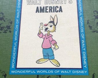 Lovely vintage Walt Disney America