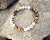 Peaceful Healing - Reiki Infused Bracelet