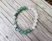 Calm Abundance - Reiki Infused Bracelet