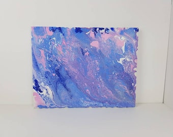 Abstract painting, Liquid painting, Marble painting, marble art, living room wall art, fluid painting, fluid art, painting on canvas, canvas