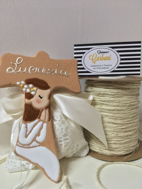 Favor Communion Made in Italy Original Confirmation Wedding Gift Special Event Hand Made Present Baptism