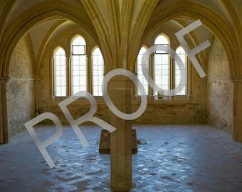 Harry Potter location: Professor Snape's Potions Class