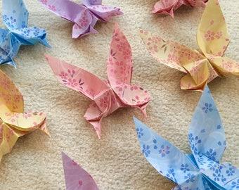 Origami Butterflies - Sakura