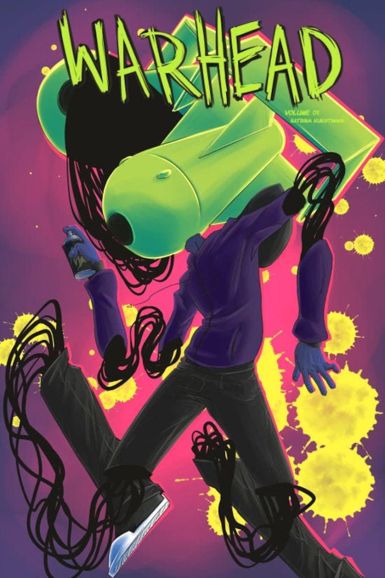 WARHEAD Volume 01 image 0