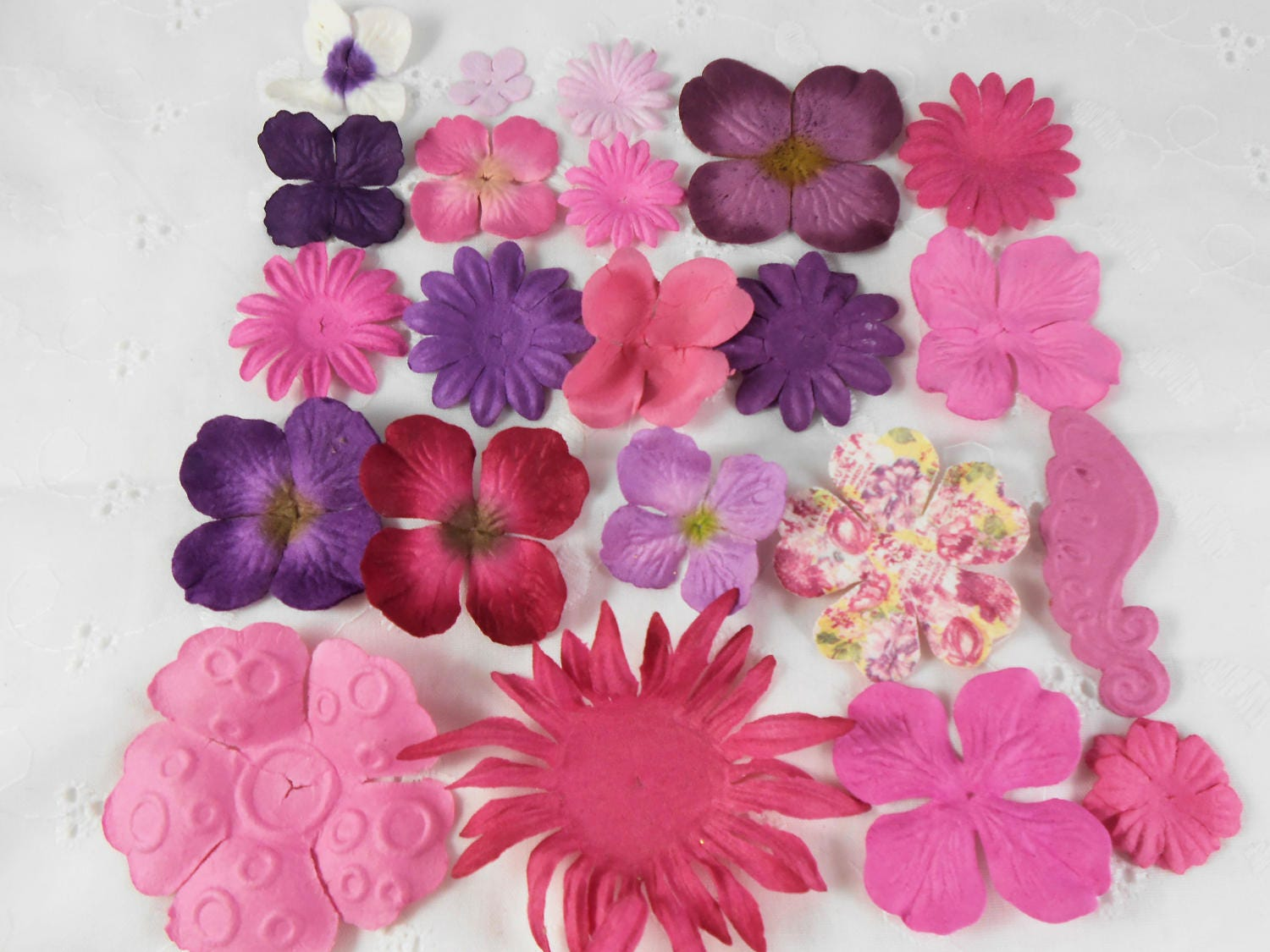 Prima paper flowers pink and purple assortment no 309 got flowers get shipping estimate mightylinksfo