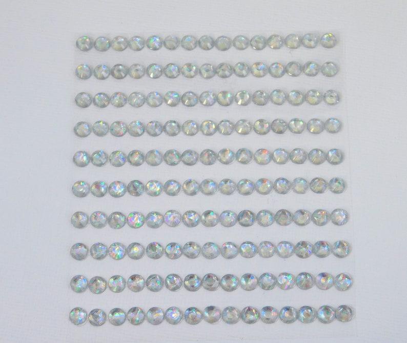 Self Adhesive Gems Craft Cards Scrapbook Embellishments Jewels ROYAL BLUE