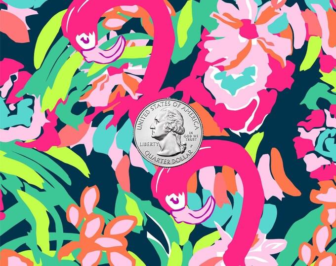 Craft Vinyl Pink Flamingos