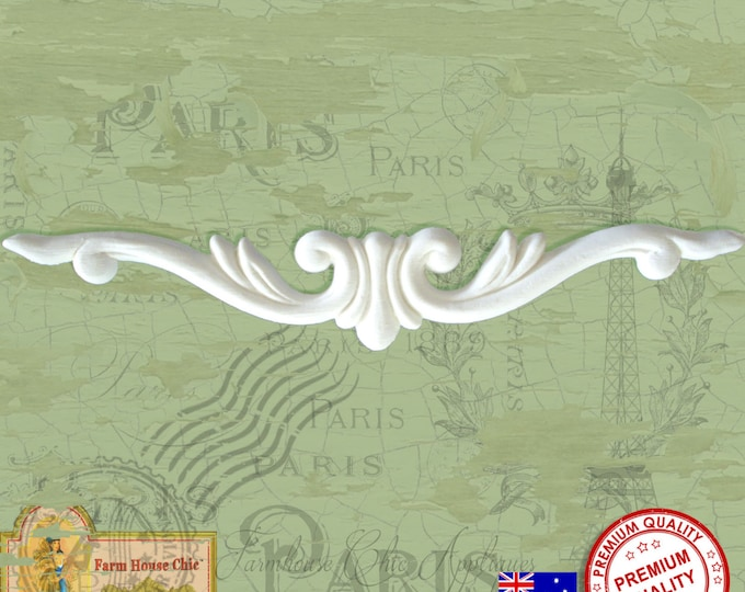 Shabby Chic French Furniture Moulding Furniture Applique Furniture Carving Furniture Decoration. Made in Australia