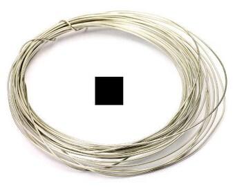 Argentium silver wire square 16Ga