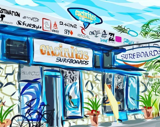 Encinitas Shop