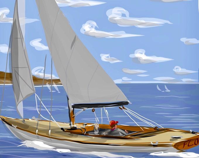 Lazy Sail
