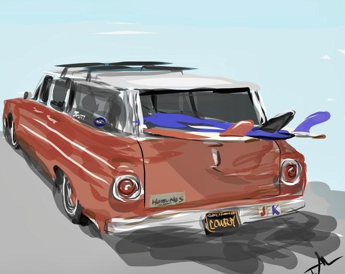 1964 Falcon Goleta Express