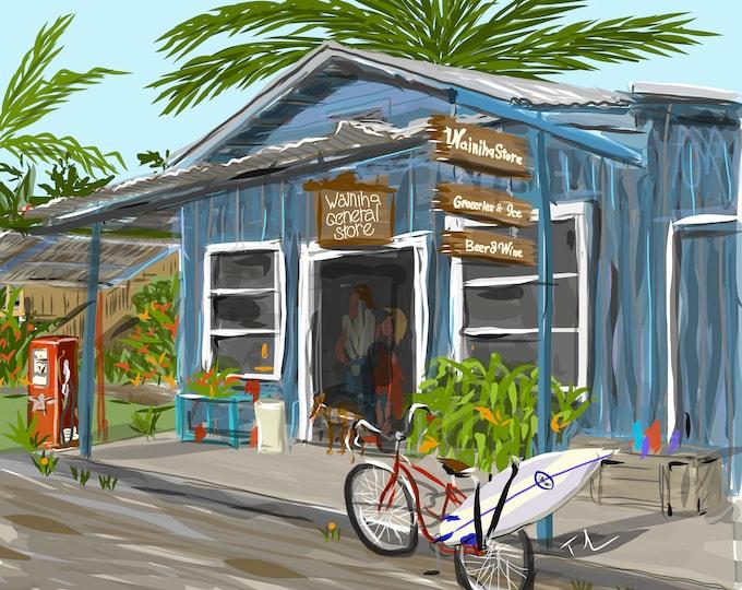 Old Kauai Store