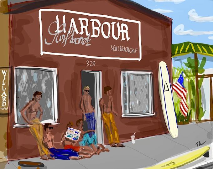Old Harbour Shop