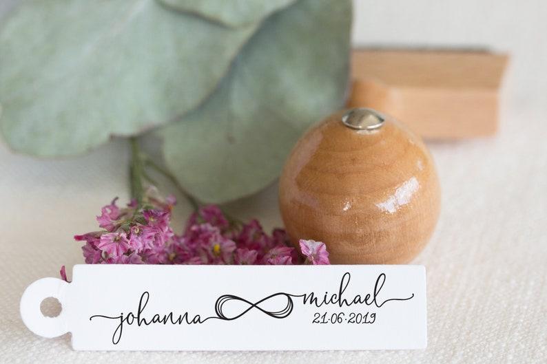 Personalized Wedding Stamp logo image 0