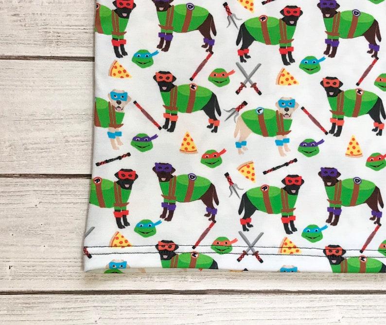 152cb3518 Toddler TMNT shirt Labrador kids shirt kids ninja turtle   Etsy