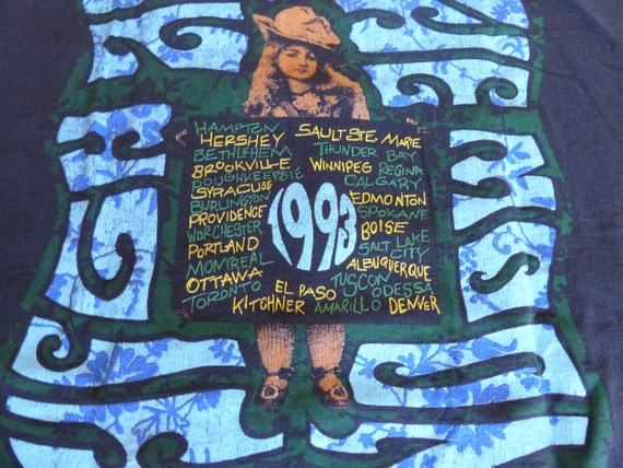 The Black Crowes Tour shirt XL 1993 Chris Robinso… - image 5