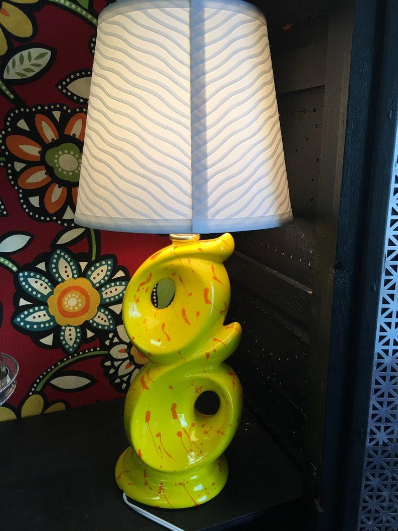 Mid-Century Holland Mold Lamp
