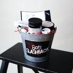 80's Slashback / stress relief gift / 80s Gift Basket / organic gift basket / Friday The 13th / 30th Birthday Gift Basket Horror gift
