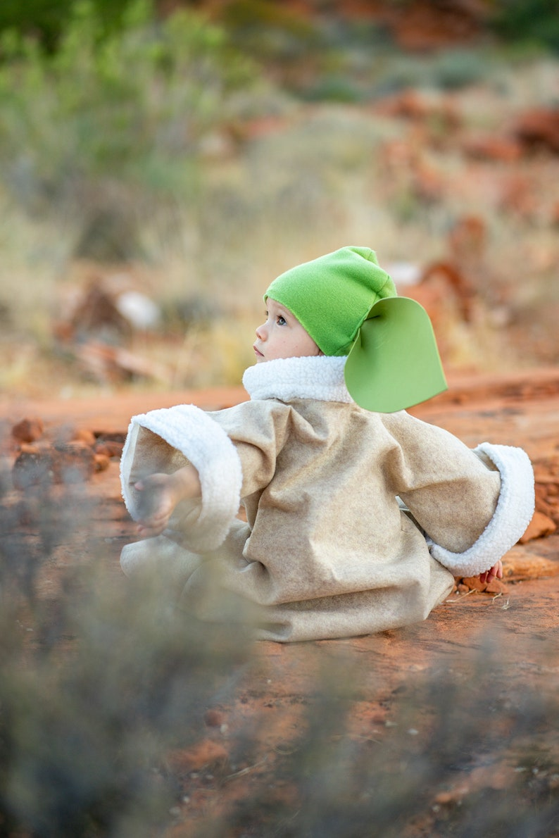Baby Child Space Creature Costume