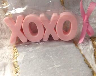 30Pcs Soap XOXO Favor Party